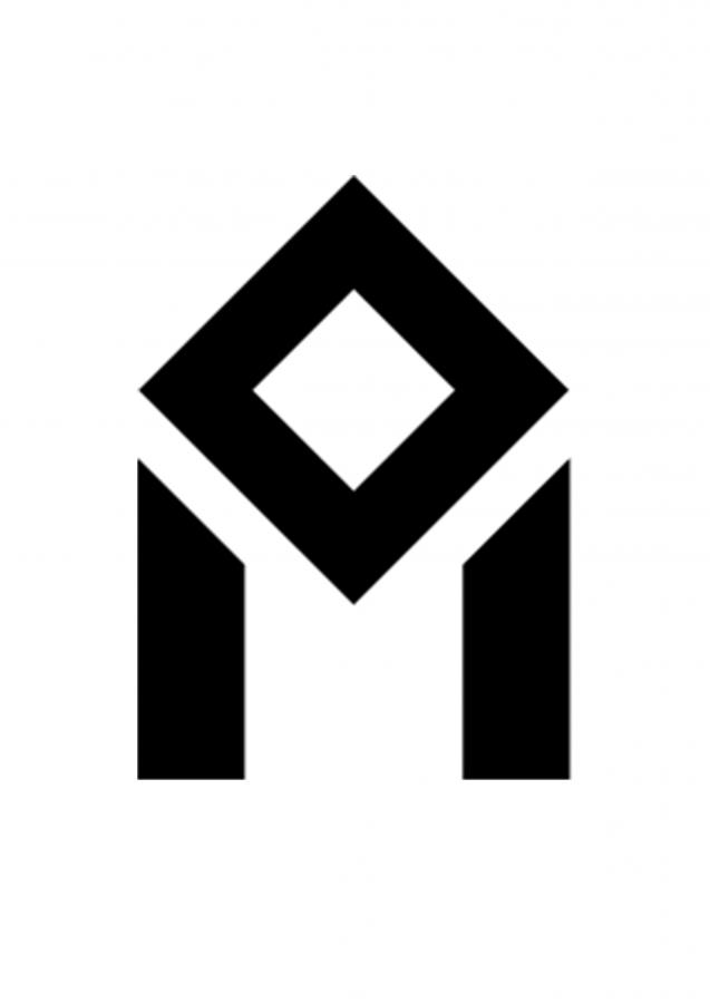 """Логотип Строительной компании """"Новое строительство"""""""