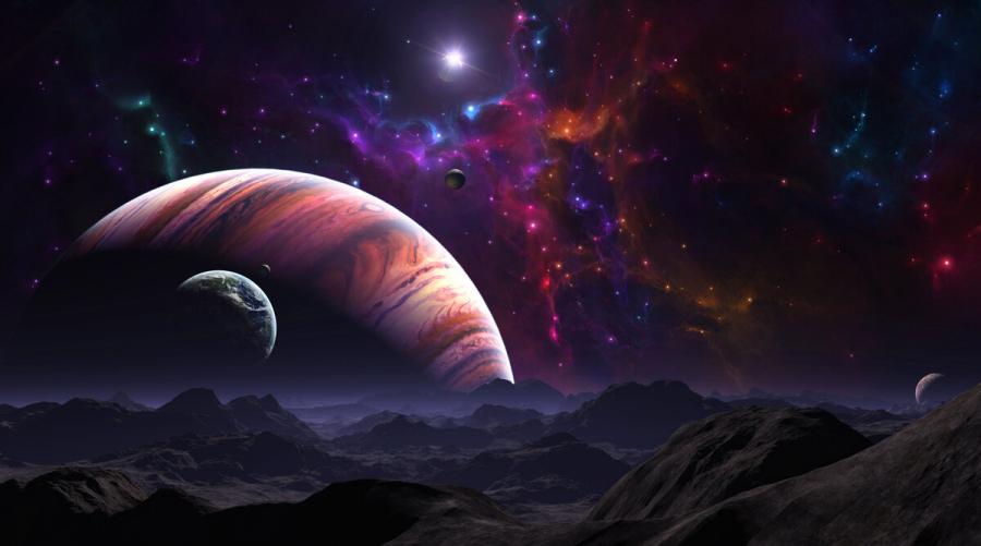 9 впечатляющих и атмосферных демо о космосе: кодинг для избранных