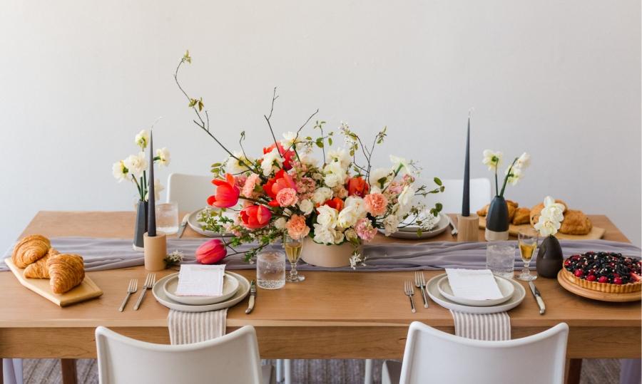 8 типов характера, которые можно определить по столу на кухне
